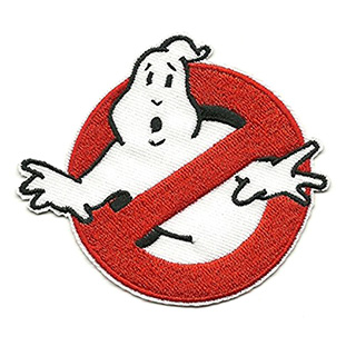 GIVEAWAY: Ghostbusters Patch