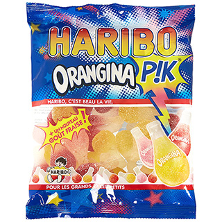 Orangina Sour Gummies