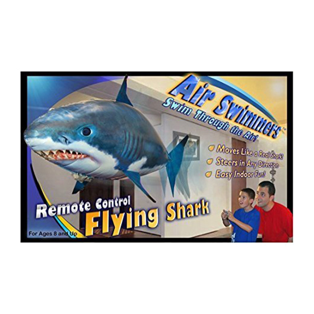 RC Flying Shark