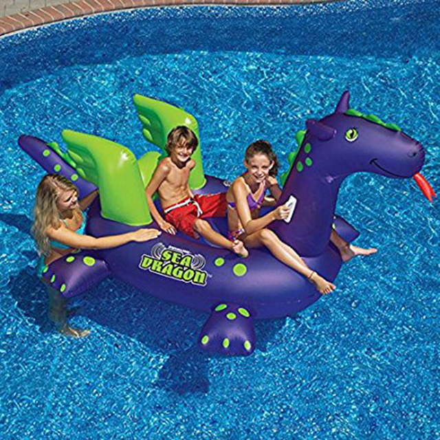 Sea Dragon Pool Float