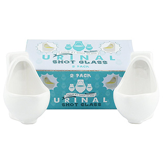 Urinal Shot Glasses