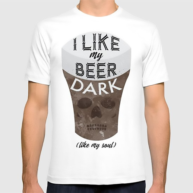 Dark Beer Fan Shirt