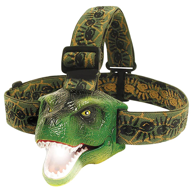 Dinosaur Headlamp