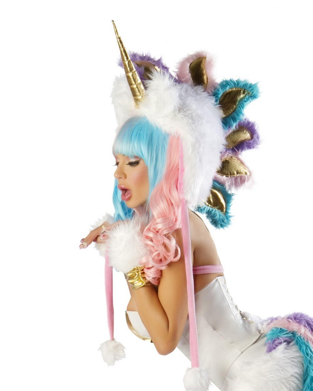 Epic Unicorn Hood
