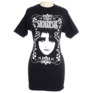 Extra Long Siouxsie Shirt