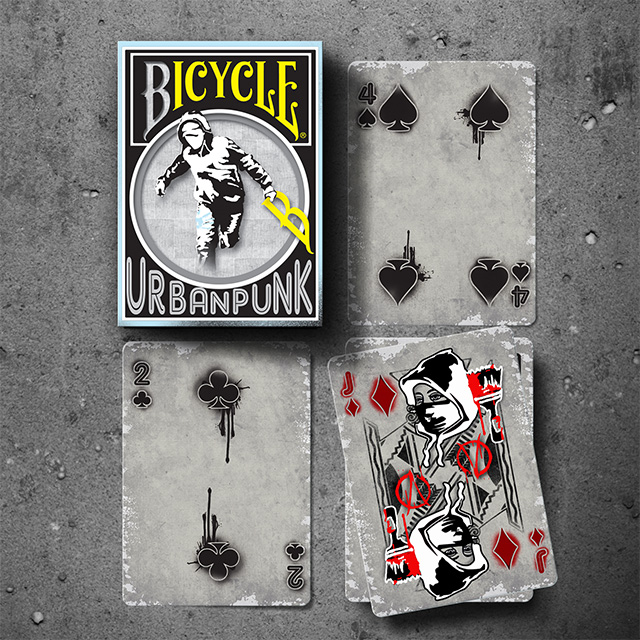 Graffiti Playing Cards
