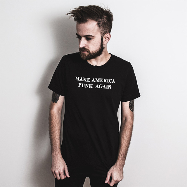 Make America Punk Again Shirt