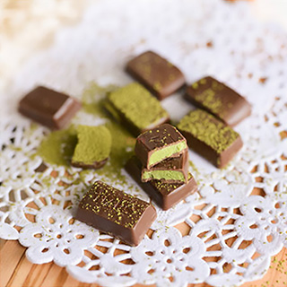 Matcha Chocolates