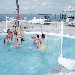 Pool Volleyball Net