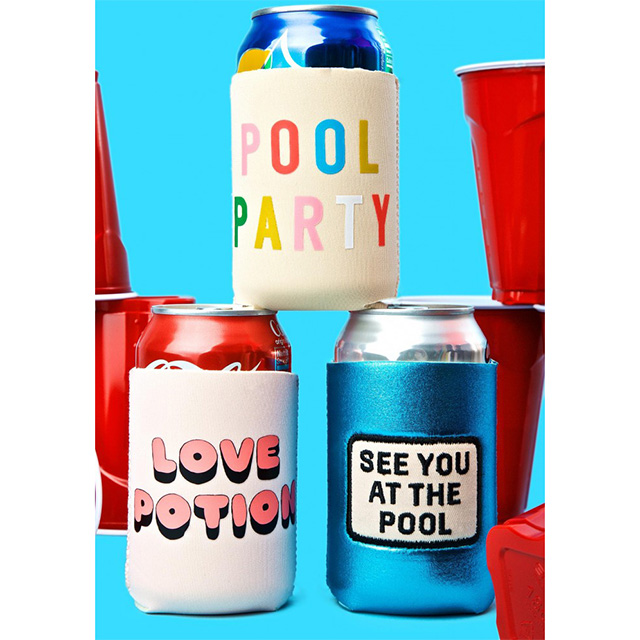 Retro Can Coozies