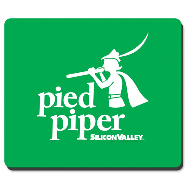 Silicon Valley Pied Piper Mousepad