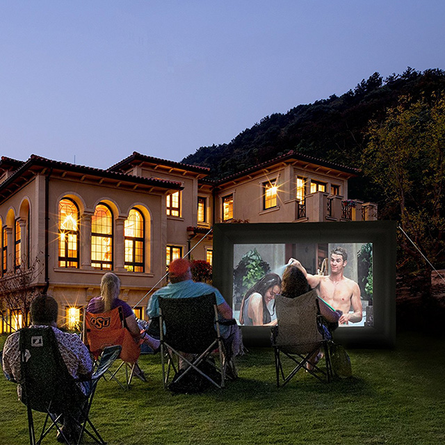 14 Foot Inflatable Movie Screen