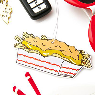 Animal Style Fries Air Freshener