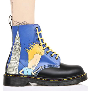 Beavis and Butthead Doc Martens