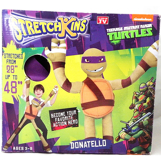 Donatello Stretch Plush Doll