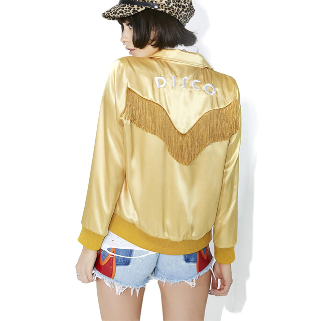 Fringe Disco Jacket