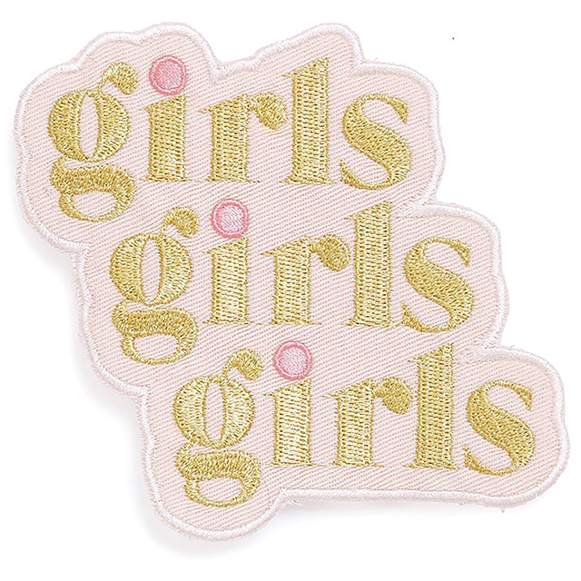 Girls Girls Girls Patch