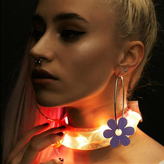 Light Up Choker