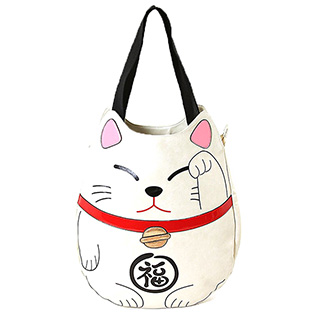 Lucky Cat Bag