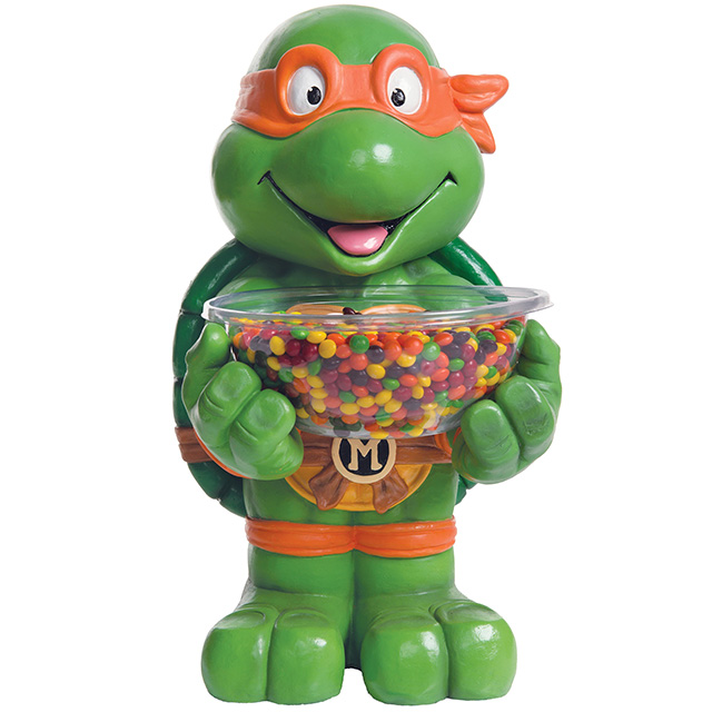 Michelangelo Candy Bowl Holder