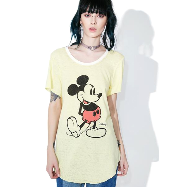 Old School Mickey Mouse Shirt