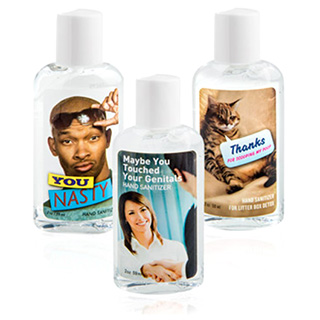 Sketchy Hand Sanitizers