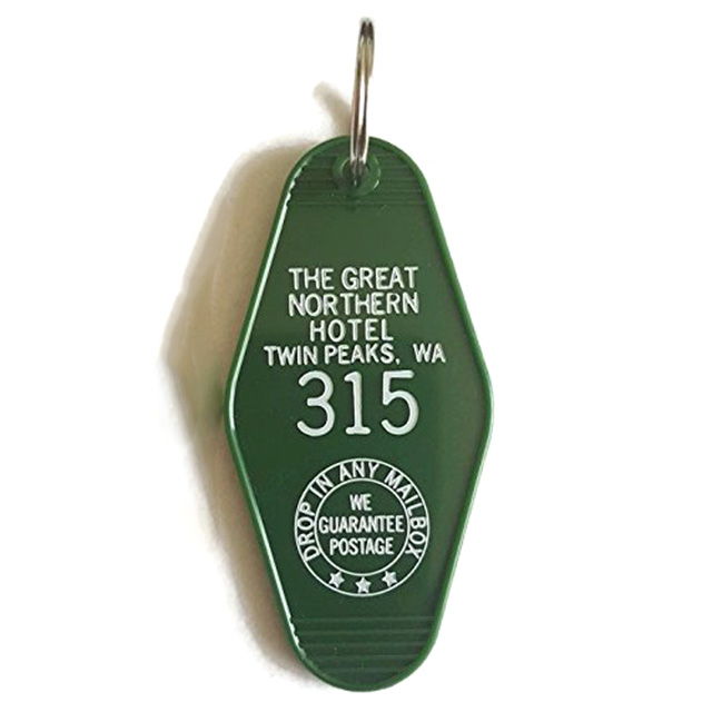 The Great Northern Room Keychain