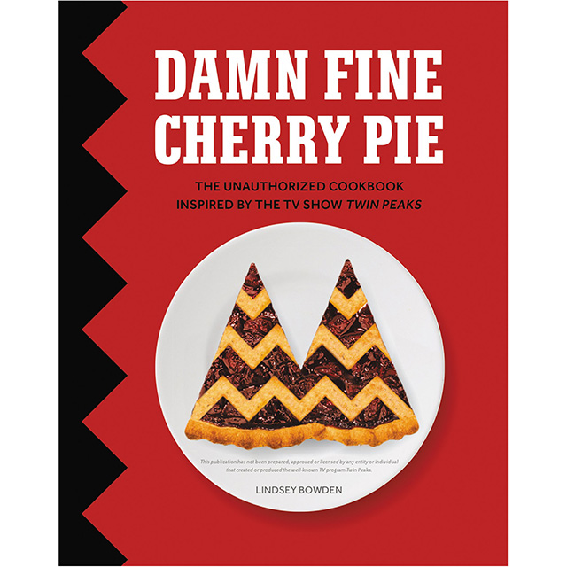 Twin Peaks Inspired Recipe Book