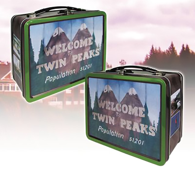 Welcome Sign Lunch Box