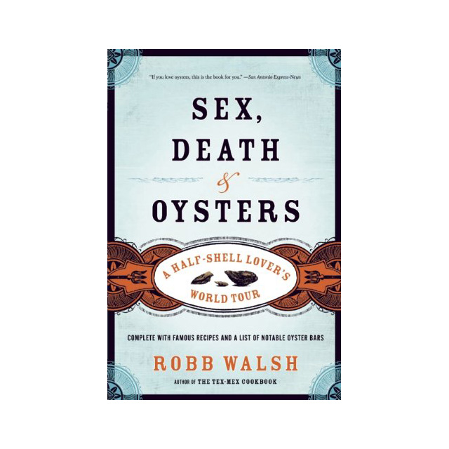 A Great Book on Oysters