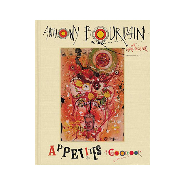 Anthony Bourdain's Cookbook
