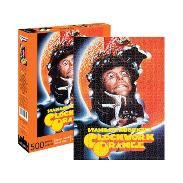 Clockwork Orange Puzzle