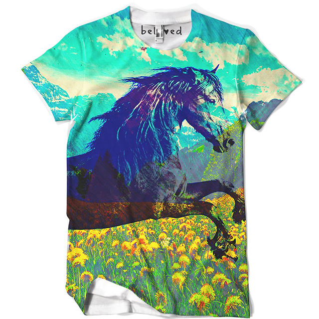 Colorful Stallion Shirt