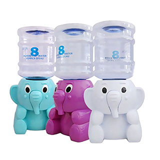 Cute Elephant Personal Water Tanks