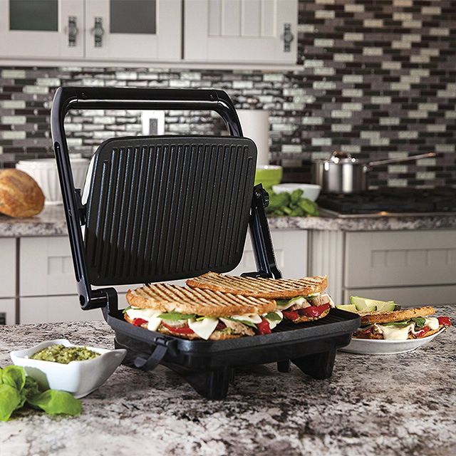 Gourmet Panini Press