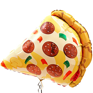 Pizza Balloons