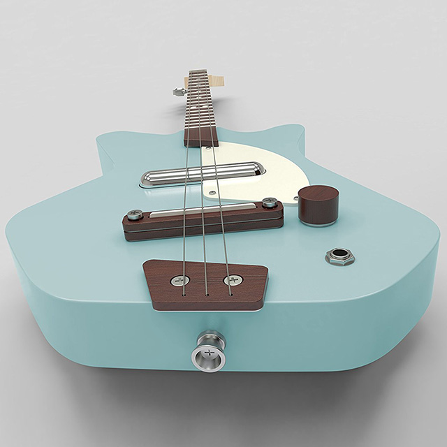 Three String Electric Guitar
