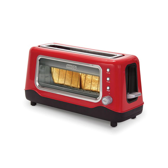 Toaster with Viewing Window