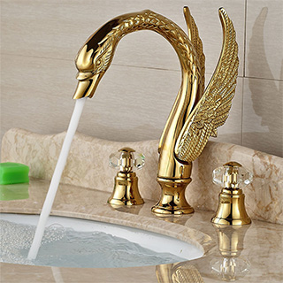 Vomiting Swan Faucet