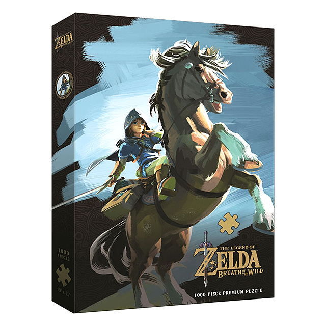 Zelda Breath of the Wild Puzzle