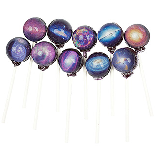 Galactic Lollipops
