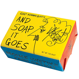 Kurt Vonnegut Soap