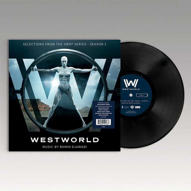3xLP Score from Westworld