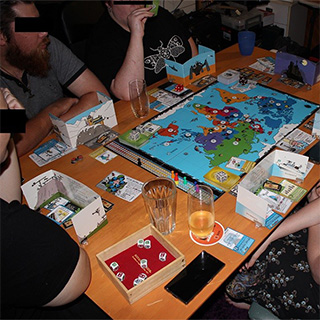 Conspiracy Theory Board Game