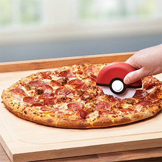 Poke Ball Pizza Cutter