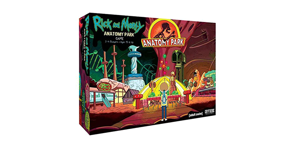 Rick and Morty Anatomy Park | drunkMall
