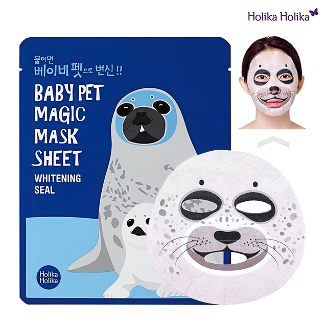 Seal Face Mask