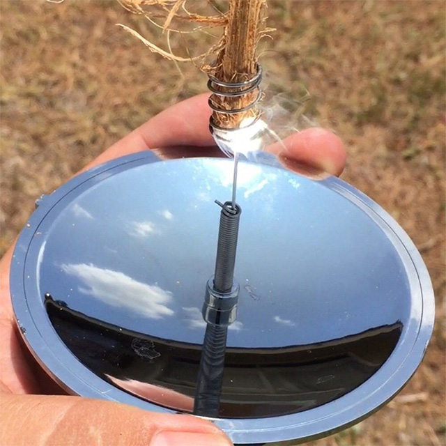 Solar Cigar Lighter