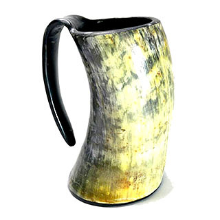 """Game of Thrones"" Inspired Oxhorn Ale Tankard"