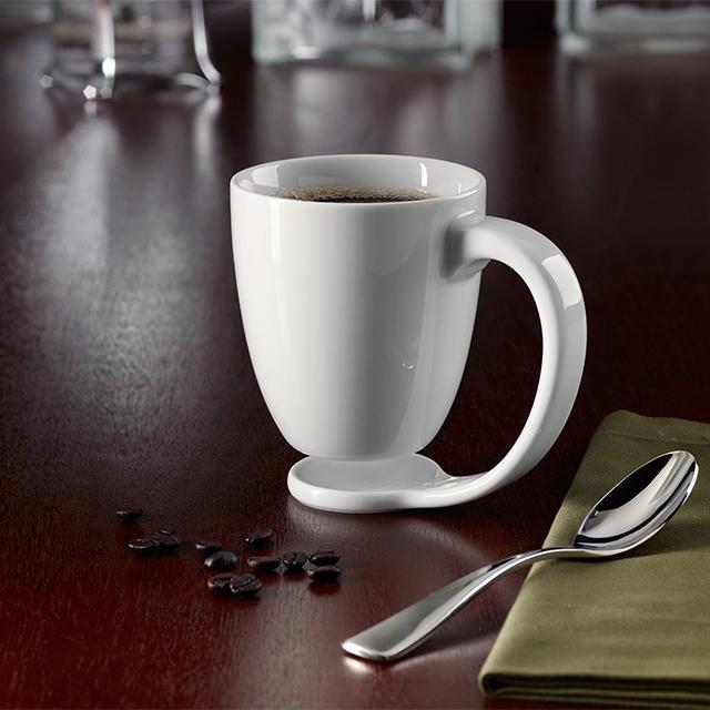 """""""Levitating"""" Coffee Mug"""